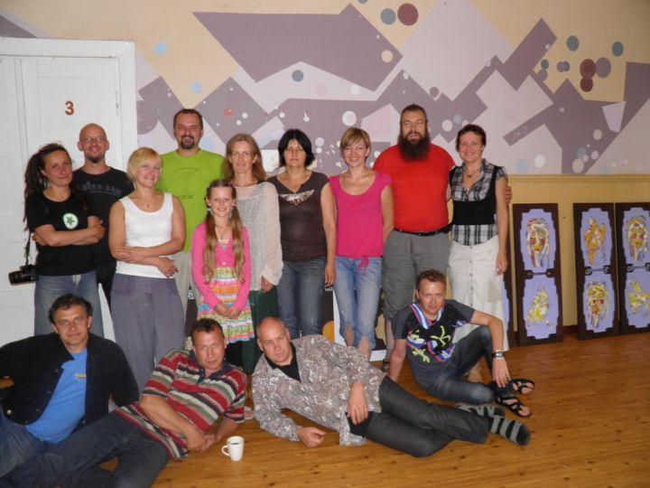2011 m. plenero dalyviai | plenero rengėjų nuotr.