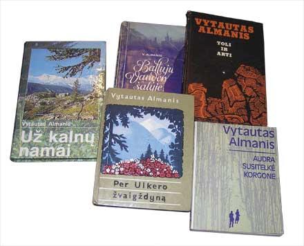V.Almanio knygos