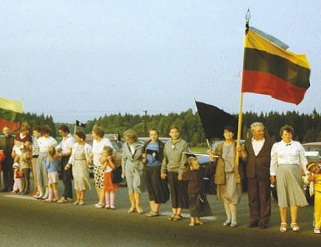 Baltijos kelias | E.J. Morkūno nuotr.