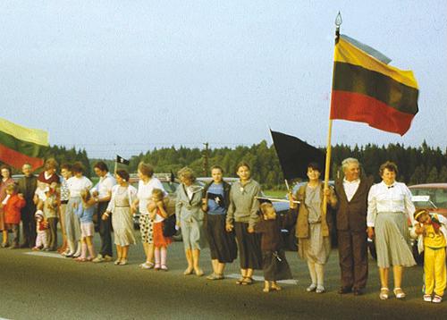 Baltijos kelias | E.J.Morkūno nuotr.