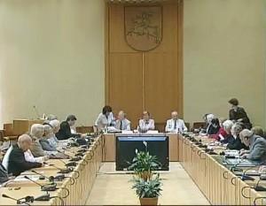 Konferencija Seime | lrs.lt video stopkadras