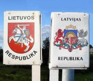 Lietuva–Latvija | J. Pankos nuotr.