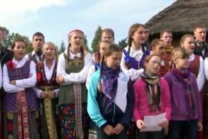 Rudens gerybių šventė Punske | punskas.pl videoreportažo stop kadras