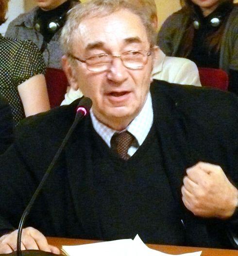 """Arsenij Roginski """"Memorial"""" vadovas"""