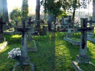Švenčionių kapinėse išniekinti lenkų legionierių kapai | V.Vilkoicio nuotr.