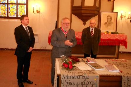Romanas Senapėdis, Kultūros atašė Kaliningrade