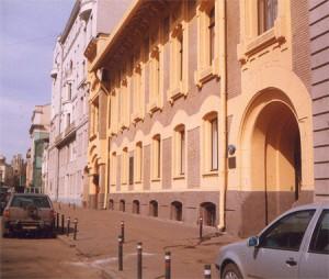 J.Baltrušaičio namai Maskvoje