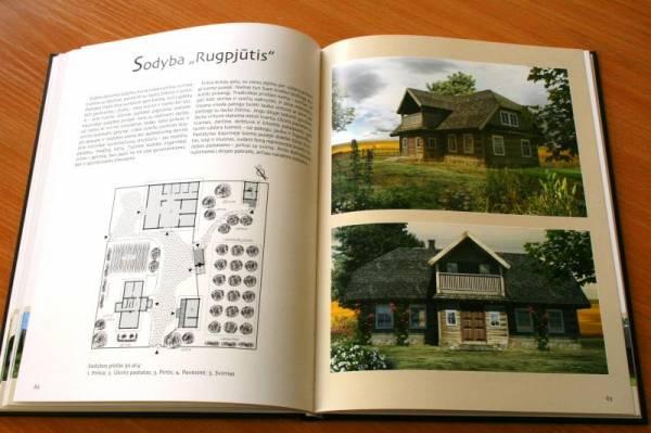 """Tradicinės architektūros katalogas """"Kaimo statyba: Rytų Aukštaitija"""""""