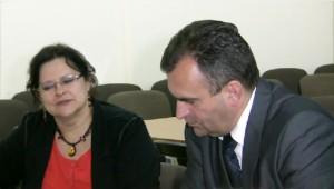 Irena Gasperavičiūtė ir Vladislavas Karpinskis | pnskas.pl video reportažo stopkadras