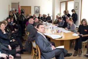 Posėdis Seimo Švietimo, mokslo ir kultūros komitete | DELFI, V.Kopūsto nuotr.