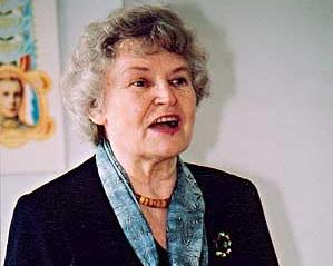 Prof. Ona Voverienė   K.Dobkevičiaus nuotr.