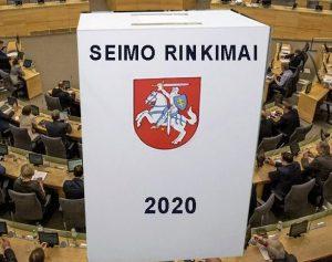 Rinkimai 2020