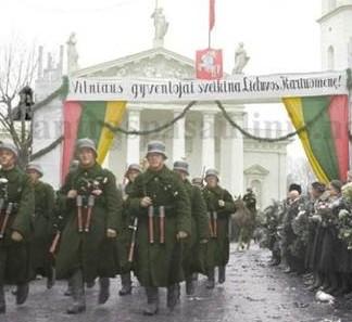 Vilniaus išvadavimas, 1939 m. spalio 28 d.