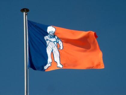 Oranijos vėliava | wilipedia.org nuotr.
