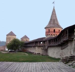 Podolės Kameneco pilis | T.Baranausko nuotr.