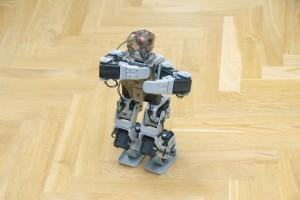Robotas humanoidas | Ktu.lt nuotr.