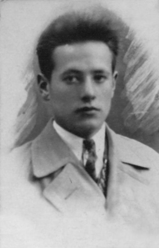 Juozas Averka prieš tremtį