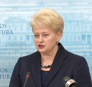 Dalia Grybauskaitė | Alkas.lt nuotr.