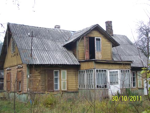 Juozapo Mackevičiaus namas | pogon.lt nuotr.