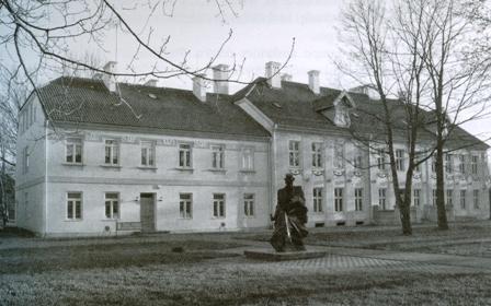 Šilokarčemos dvaras, dabar– Šilutės muziejus /K. Demerecko nuotr./