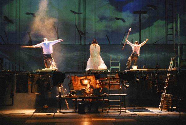 Sankt Peterburgo teatras