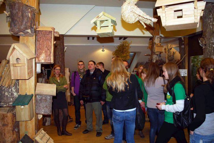 Vilniaus miškų urėdijos informacinio centro gamtos muziejus