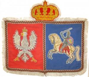 1831 sukilimo vėliava | wikipedia.org nuotr.