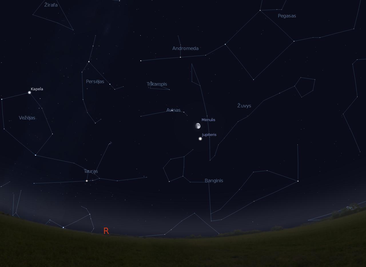 3 pav. Priešpilnis Menulis šalia Jupiterio 2011-12-06, d.18 val.