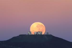 Europos pietų observatorija. ESO nuotr.