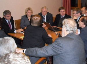 Lietuvos ir Lenkijos ekspertai Trakuose