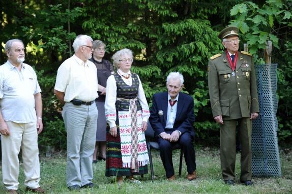Viktoras Šniuolis antras iš dešinės(nuotr. A. Pliadžio)