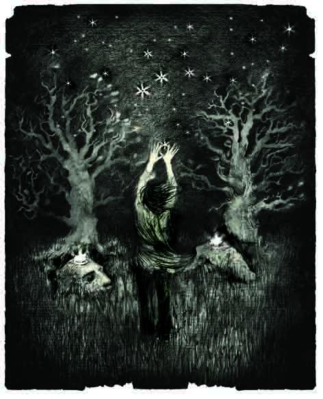 Žvaigzdininkas | Martynos Kašinskaitės piešinys