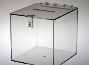 balsadėžė