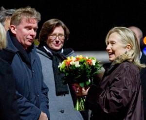 Hilari Klinton Vilniuje | DELFI, Š.Mažeikos nuotr.