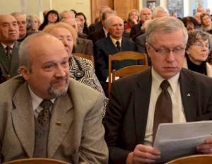 G.Songaila ir R.Kupčinskas |S.Nemeikatės, Alkas.lt nuotr.