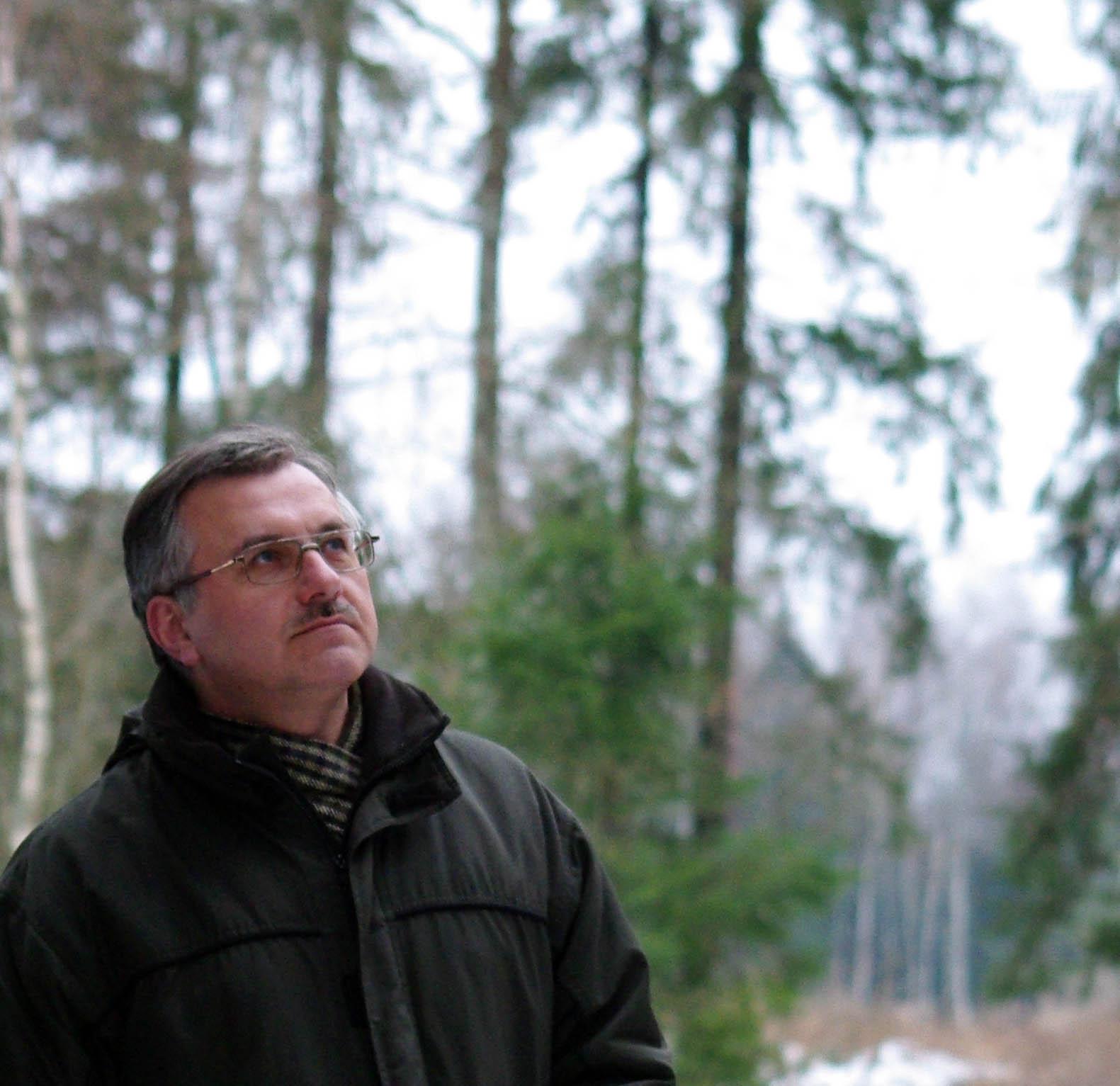 Etnokosmologas Jonas Vaiškūnas | Alkas.lt nuotr.