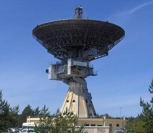 Ventspilio (Latvija) radioteleskopas | wikioedia.org nuotr.