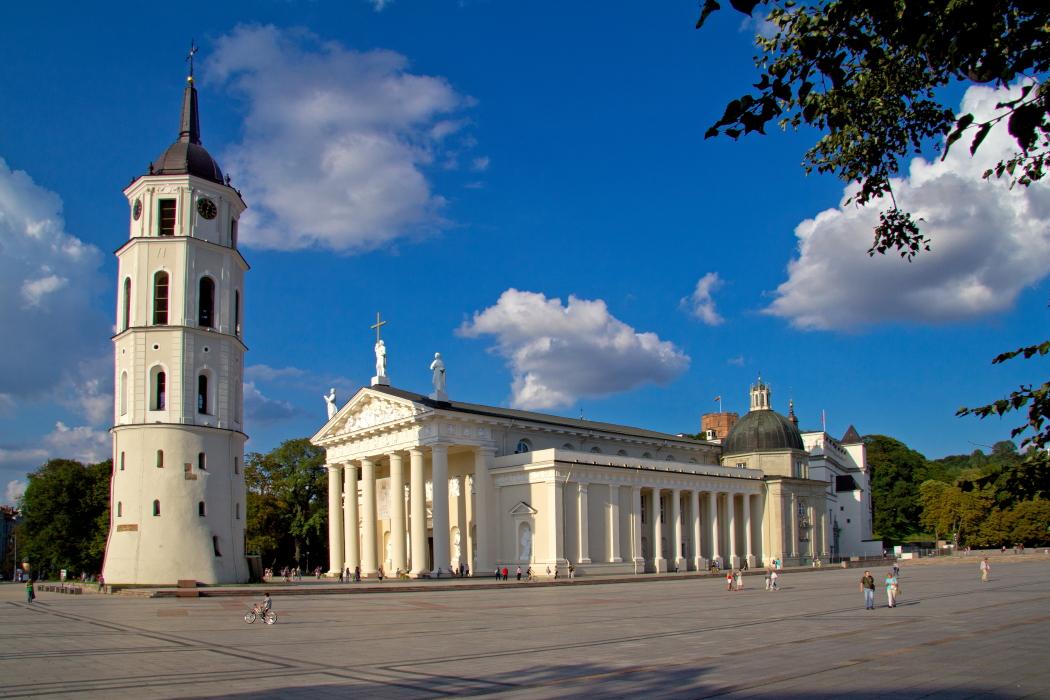 Vilniaus Katedra | Kristinos Stalnionytės nuotr.