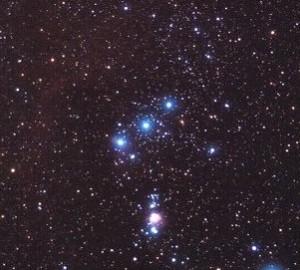 Šienpjoviai (Orionas) | NASA-nuotr