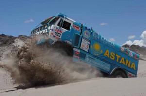 A.Ardavičiaus vairuojamas sunkvežimis