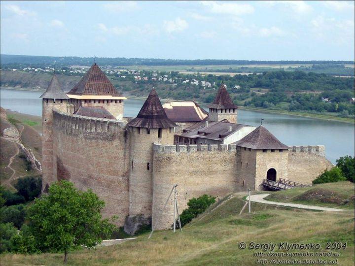 Pav. 5. Chotyno tvirtovė prie Dniestro | Sergiy Klimenko nuotr.