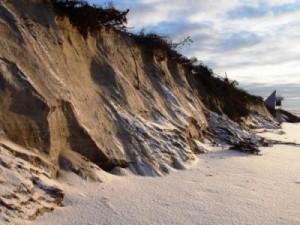 Preilos paplūdimys 2012 m. nesulaukus vasaros sezono