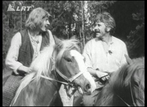 Tadas Blinda, 1972 m.