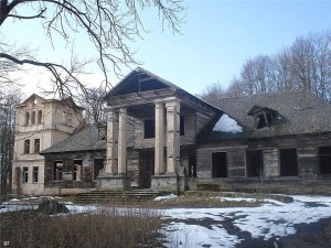 Abromiškų dvaras (Elektrėnų sav.) | miestai.net nuotr.