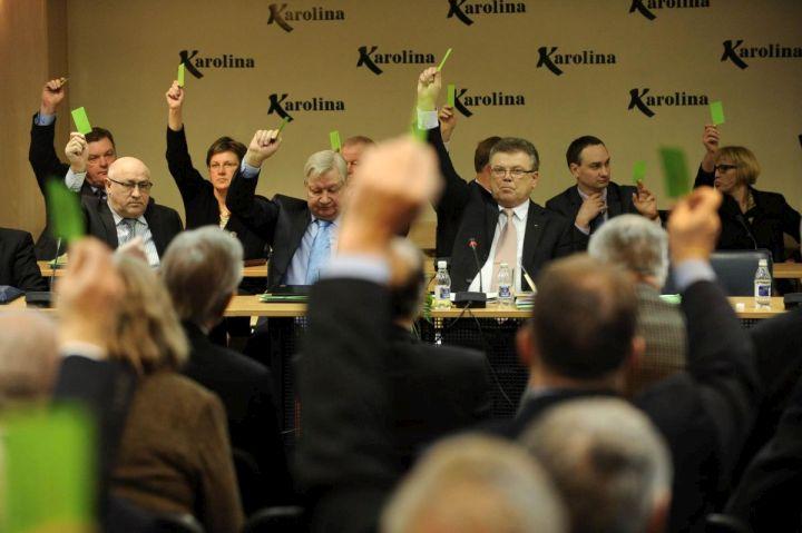 Balsavimas dėl D.Rimšaitės | ltok.lt nuot
