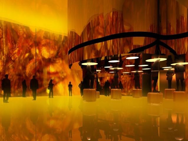 Gintarinis pavilionas | nuotr. iš 2012expo.lt