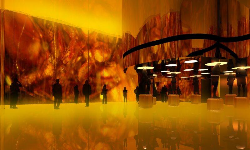 Gintarinis pavilionas|nuotr. iš 2012expo.lt