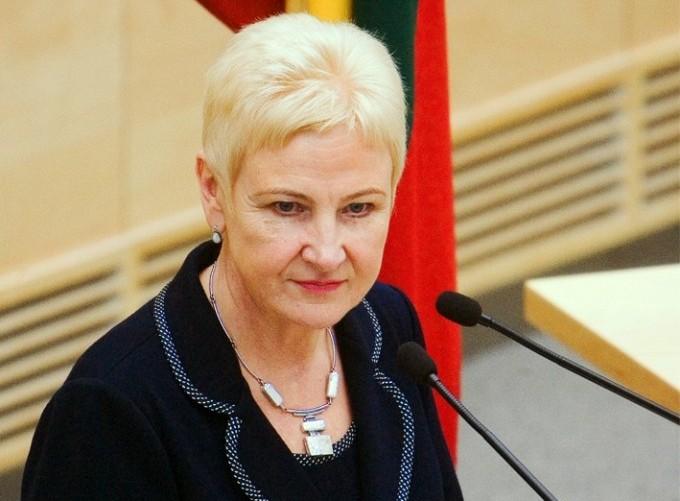 Irena Degutienė | lrs.lt