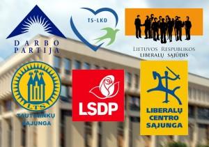Lietuvos partijos