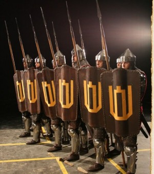 Žalgirio mūšio inscenizacija | viduramziai.lt nuotr.